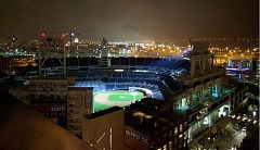 Petco Park from Altitude Sky Lounge