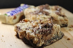 SNICKERS - When I'm Hungry Bars Recipe
