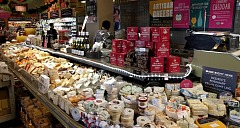 Whole Foods Market Cheese Counter