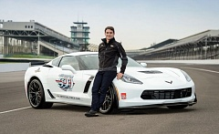 Jeff Gordon 2015 Indianapolis 500 Pace Car Driver