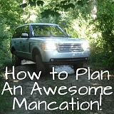 How to Plan an Awesome Mancation