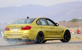 BMW Performance Driving School Thermal California