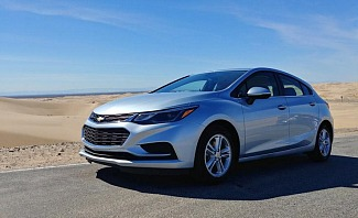 Chevy Cruze Hatch Diesel Review