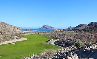 TPC Danzante Bay at the Islands of Loreto, Baja Mexico