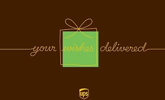UPS Wishes Delivered