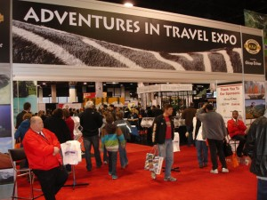 Adventures in Travel Expo Chicago
